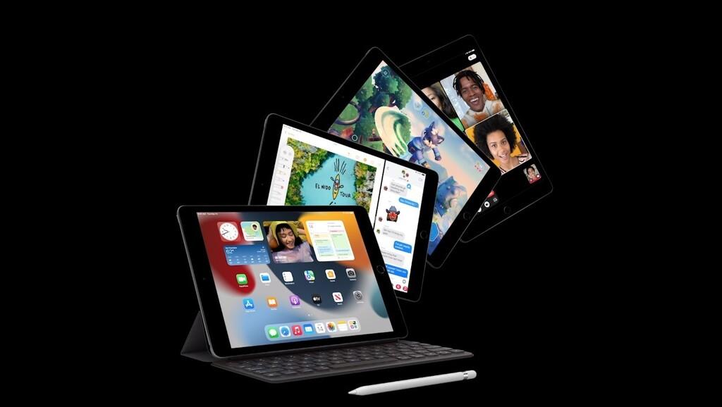 Apple anuncia el nuevo iPad 9: A13 Bionic y novedades en cámara y pantalla