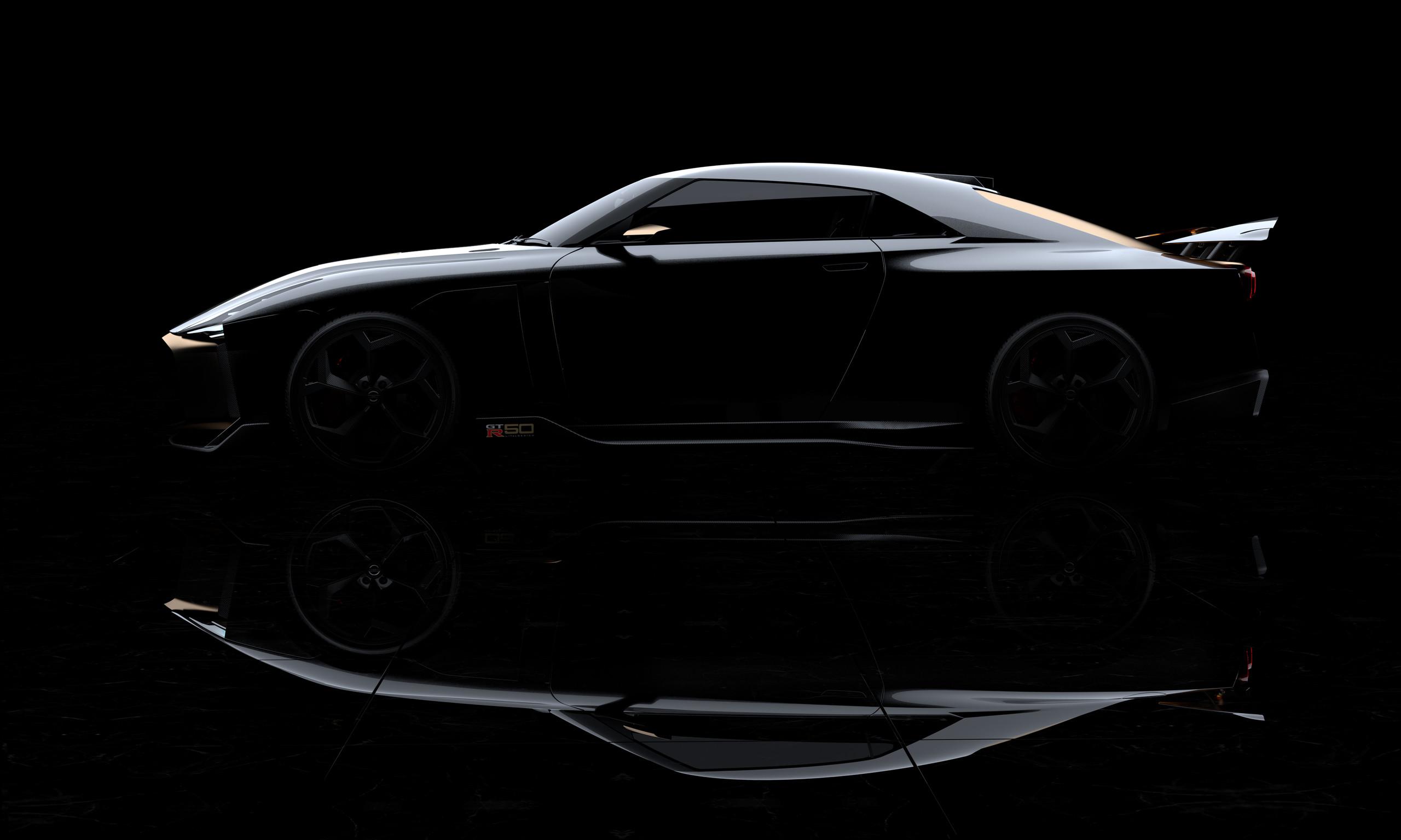 Foto de Nissan GT-R50 By ItalDesign (6/10)