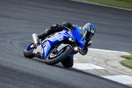Yamaha R6 Race 2021 2