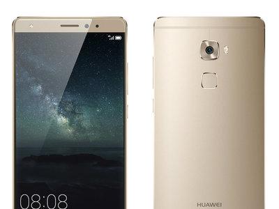 Smartphone Huawei Mate S 128GB Premium por 389 euros y envío gratis en Amazon