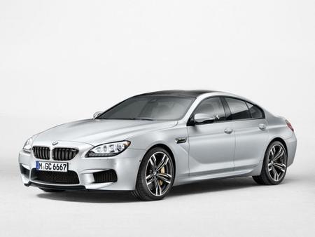 El BMW M6 Gran Coupé se deja ver antes de tiempo