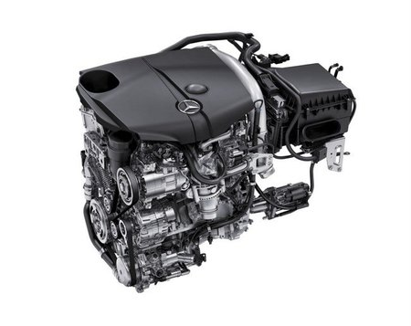 Motor Mercedes-benz Clase B