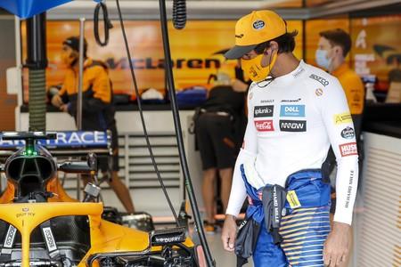 Sainz Spa F1 2020 2