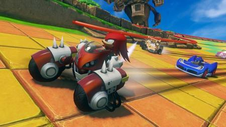 Sonic & All-Stars Racing Transformed gratis para los suscriptores de PS Plus