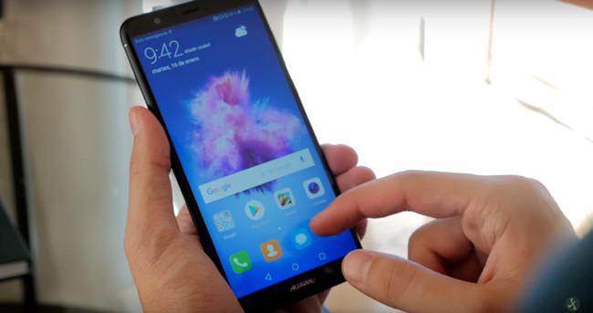 Huawei P Smart 18 Pantalla