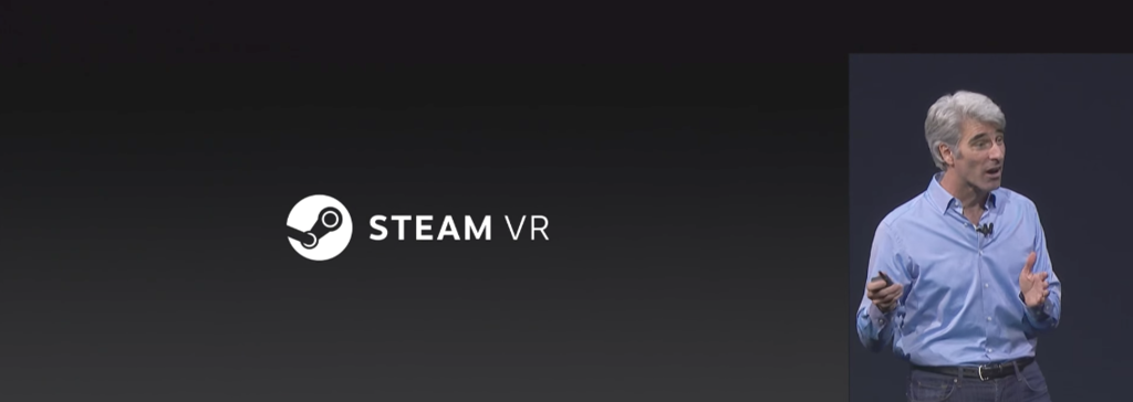 Craig Federighi Steam™ Vr Apple