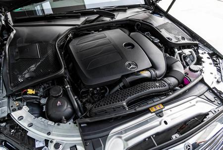 Mercedes Benz C 200 motor