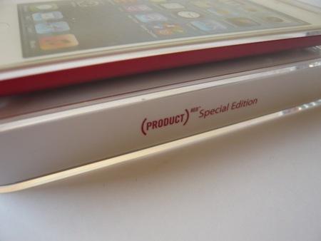 nuevo iPod touch interesante lateral caja