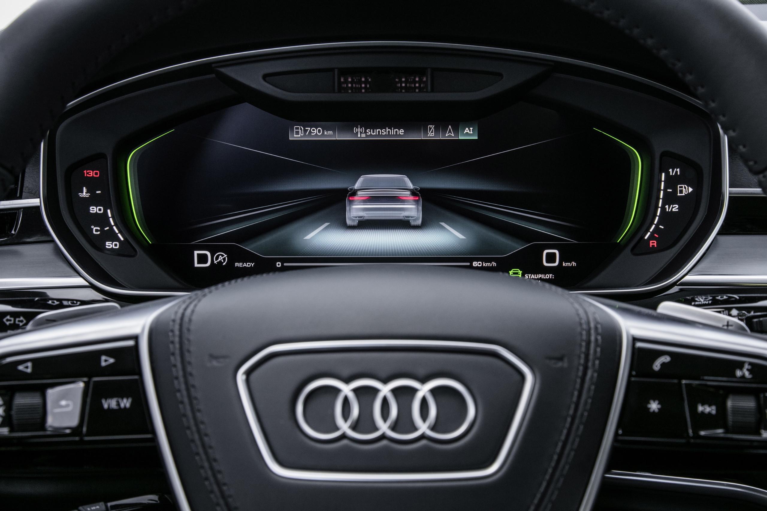 Foto de Audi A8 55 TFSI (1/22)