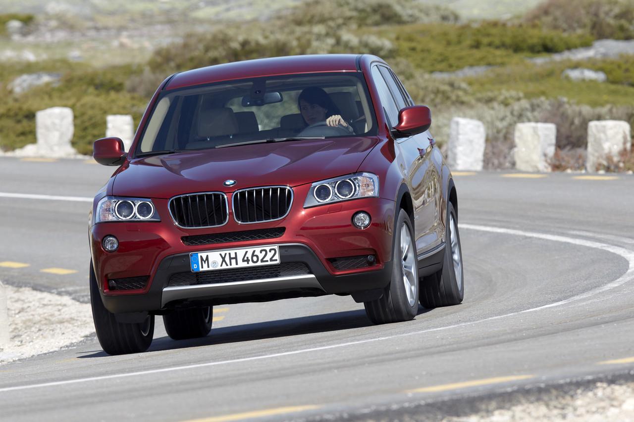 Foto de BMW X3 2011 (10/128)
