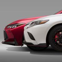 No estuvieron en el SEMA, pero los nuevos Toyota Camry y Avalon TRD se presentarán en Los Ángeles