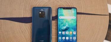 Huawei Mate 20 Pro y Mate 20, primeras impresiones: más potencia en su Kirin 980 para potenciar sus cuatro cámaras