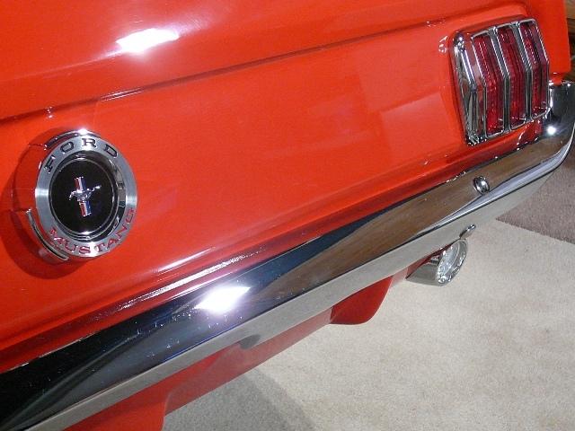 Foto de Mesa de billar Ford Mustang 1965 (4/8)