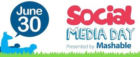 Social Media Day, una iniciativa de Mashable que se repite con presumible buena acogida
