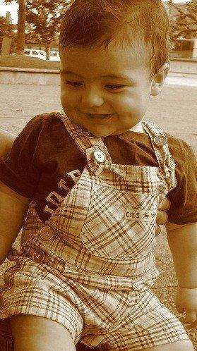 La foto de tu bebé: Luciano