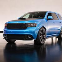La Dodge Durango Shaker Concept es una SUV de alto desempeño con tres filas de asientos de Viper