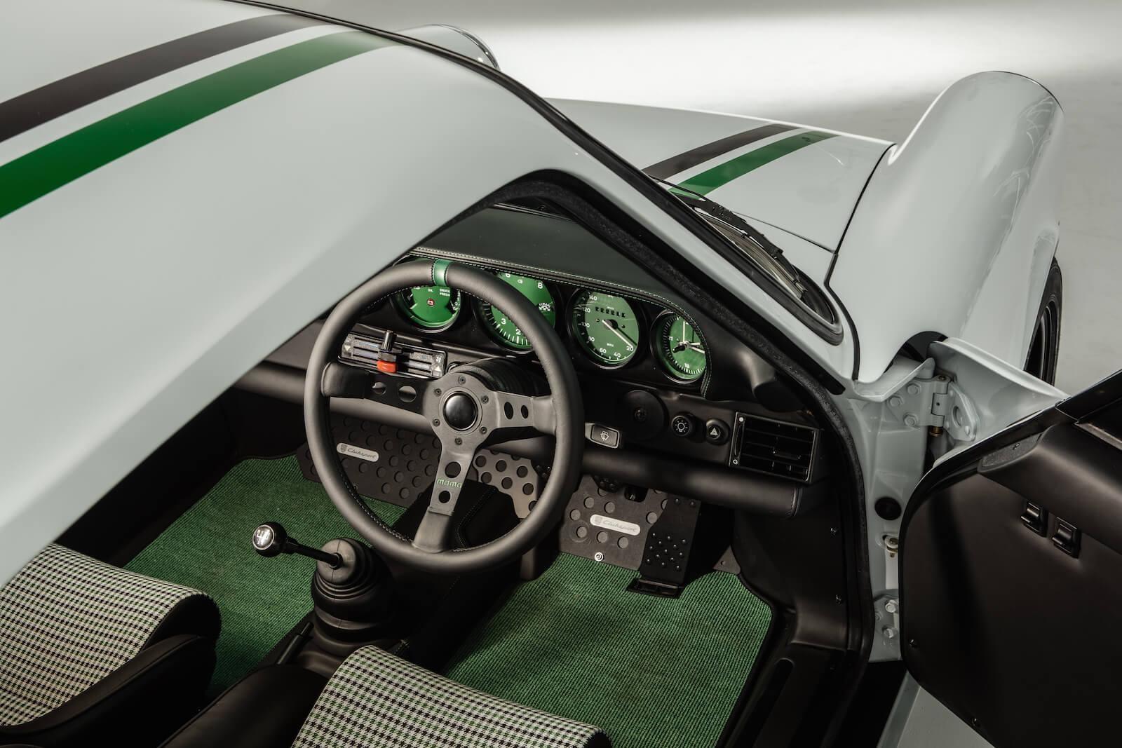 Foto de Porsche 911 Le Mans Classic Clubsport (6/7)