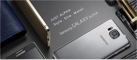 ¿Qué busca Samsung con el Galaxy Alpha?