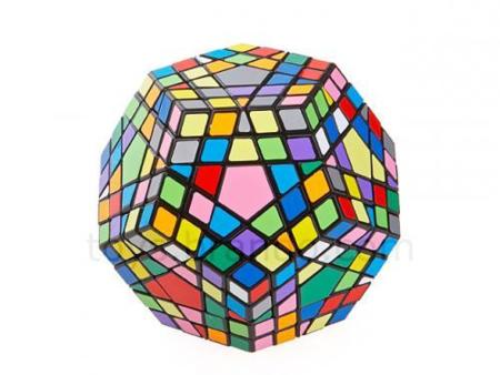 El cubo de Rubik de 12 caras