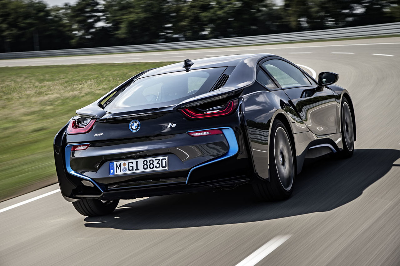 Foto de BMW i8 (36/124)