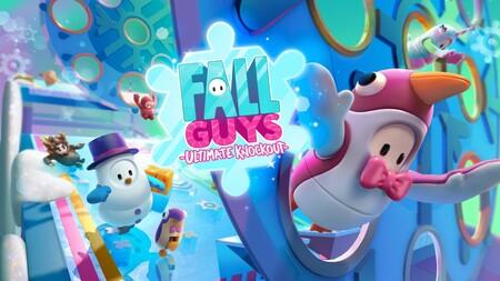 Fall Guys estrena su invernal Temporada 3 con nuevas pruebas, disfraces y muchas más novedades