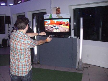 Joy Ride Kinect