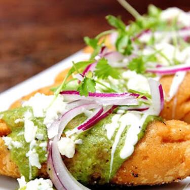 Molotes de Oaxaca. Receta fácil de comida mexicana