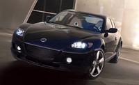 Mazda RX-8 edición especial Kuro