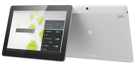 Huawei MediaPad 10 FHD con cuatro núcleos