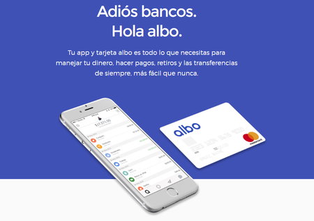 Albo: lleva tus cuentas, pagos y transferencias bancarias en tu celular