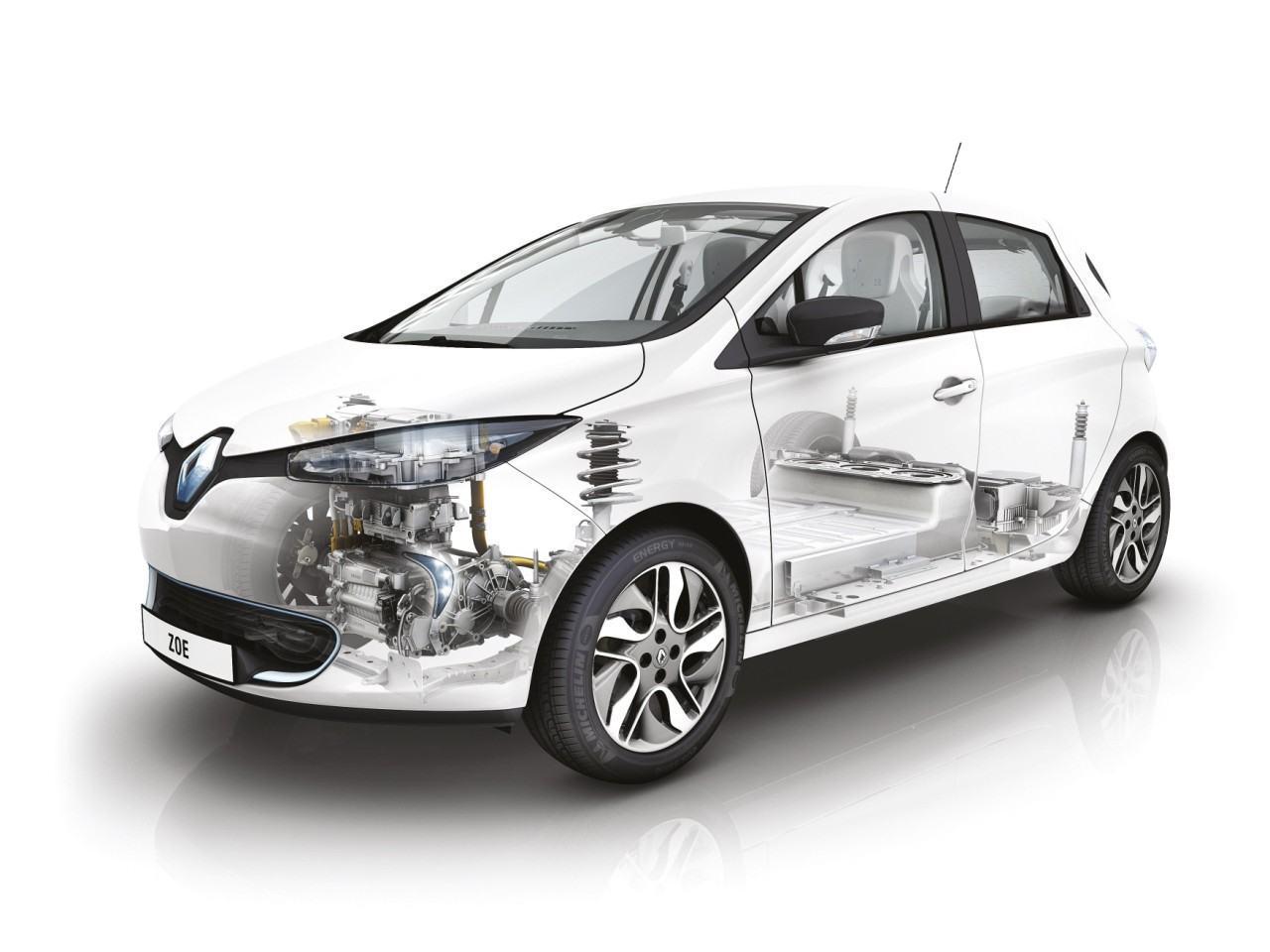Foto de Renault ZOE (58/151)