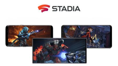 Stadia ya no es exclusivo de los Google Pixel: esta semana llega a otros móviles de Samsung, ASUS y Razer