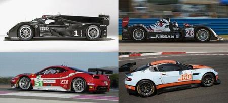 24 horas de Le Mans: las categorías