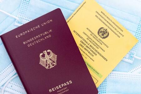 Pasaporte Vacunacion