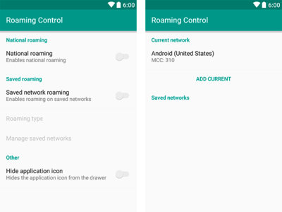 Roaming Control quiere evitarnos sustos cuando nos conectemos por datos en otros países