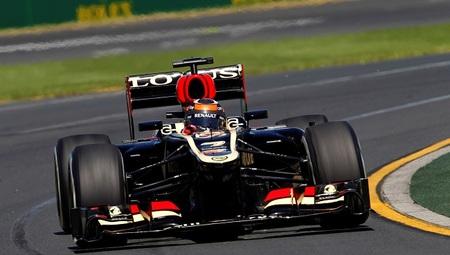 El mundial 2013 comienza con una firme victoria de Kimi Räikkönen
