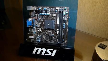 MSI_CES2014_ AM11_Kabini