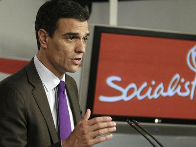 Sánchez se compromete a derogar la reforma laboral para llegar a la Moncloa