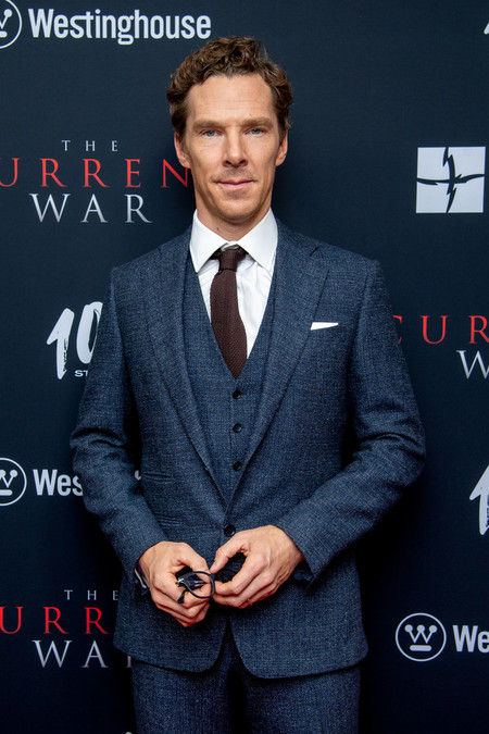 Benedict Cumberbatch The Current War Red Carpet New York Premiere 02