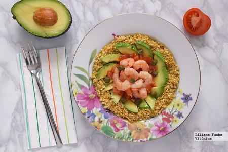23 recetas de ensaladas con aguacate para sumar grasas saludables a tu dieta