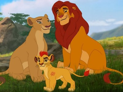 'El Rey León', así es su tardía secuela televisiva