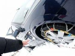 ¿Cómo poner las cadenas en el coche?