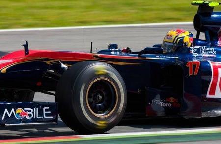 GP de España 2010: Jaime Alguersuari de nuevo en los puntos
