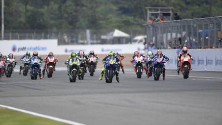 Valentino Rossi Motogp Tailandia 2018 2