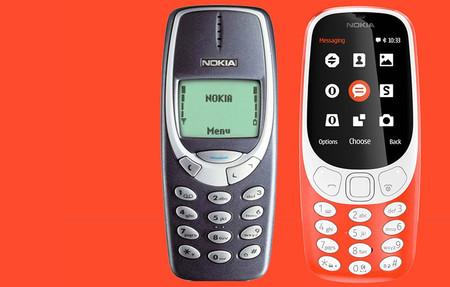 El Nokia 3310 no está solo: comparativa de teléfonos simples