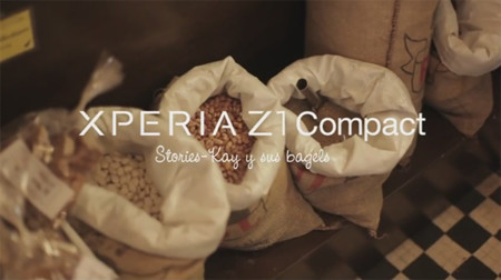 Xperia Z1 Compact Stories: Kay y sus bagels
