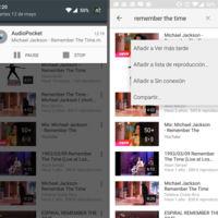 Cómo escuchar vídeos de YouTube en segundo plano sin root ni Music Key
