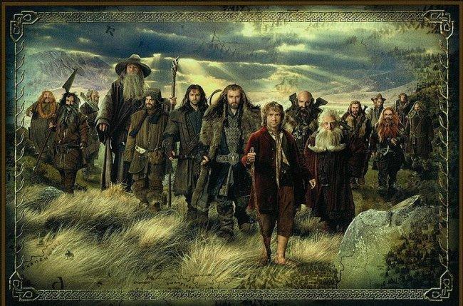 Imagen de la primera película de 'El Hobbit'
