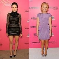 Las invitadas a los Hollywood Style Awards 2009