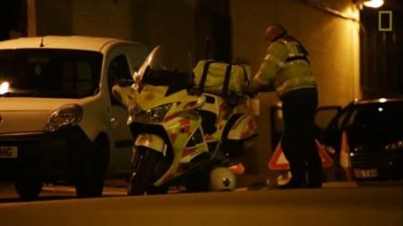 Blood Bikers, ambulancias moteras